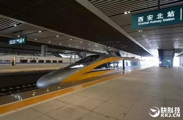 西成高铁陕西段开始联调联试,年内开通
